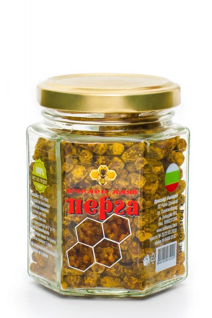 Перга (пчелен хляб) 110g
