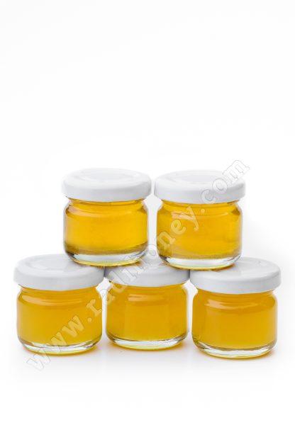 Мед букет бурканчета 5 х 40 g