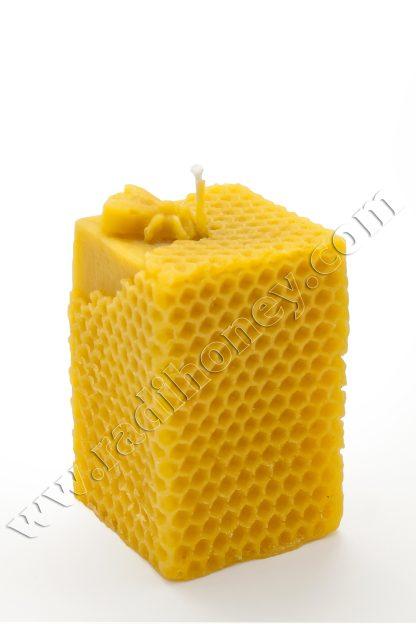 Свещ пчелна пита