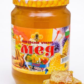 Мед букет с пита