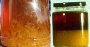Кристализирал мед