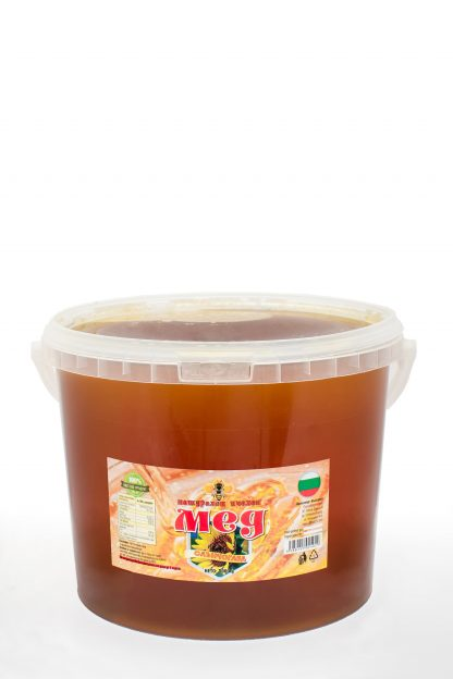 Пластмасова кофичка слънчоглед 7 kg