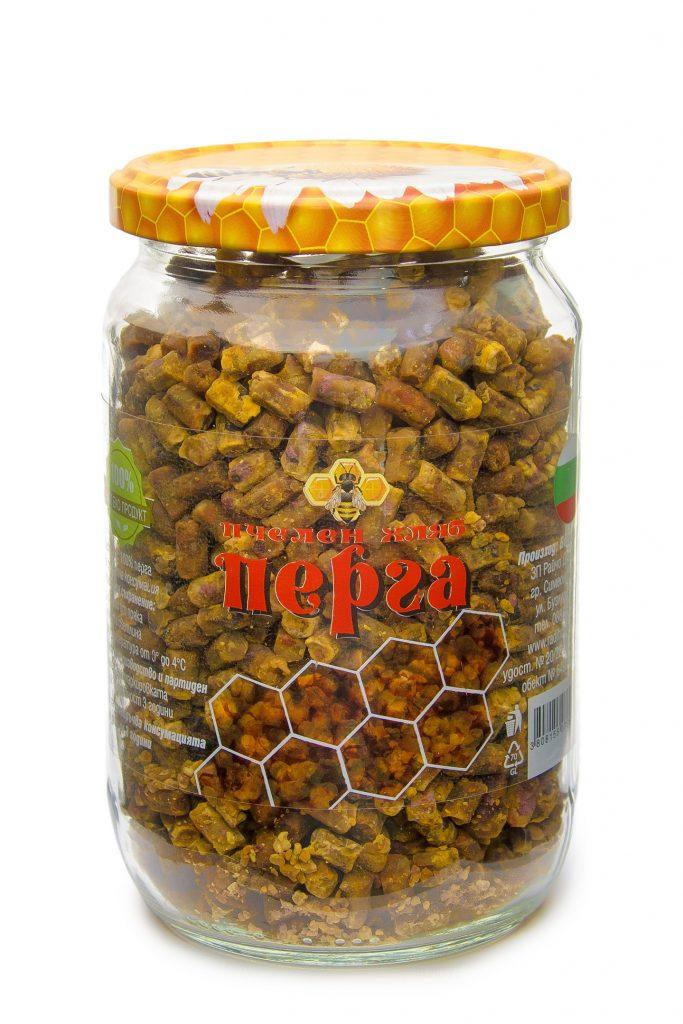Перга (пчелен хляб) 400 g